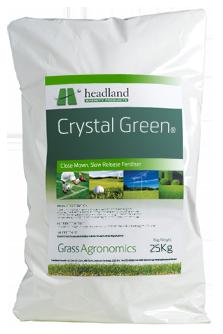 Crystal Green® 5-28-0+16MgO