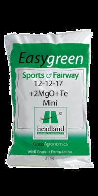 Easygreen™ Mini 12-12-17+2MgO+TE