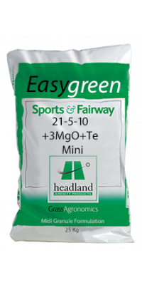 Easygreen™ Mini 21-5-10+3MgO+TE