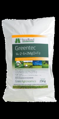 Greentec 14-2-6+2MgO+Fe