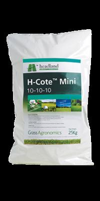 H-Cote™ Mini 10-10-10+1MgO