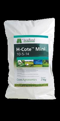 H-Cote™ Mini 10-5-14+1.2Fe+1.2MgO