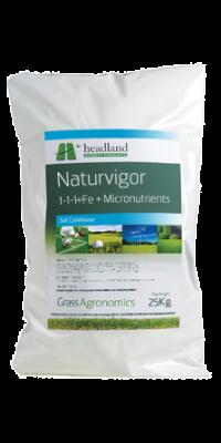 Naturvigor-G 1-1-1+Fe+Micronutrients