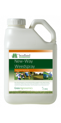 New Way Weedspray