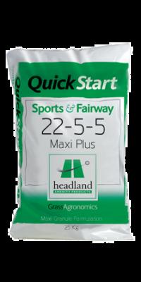 QuickStart® Maxi Plus 22-5-5